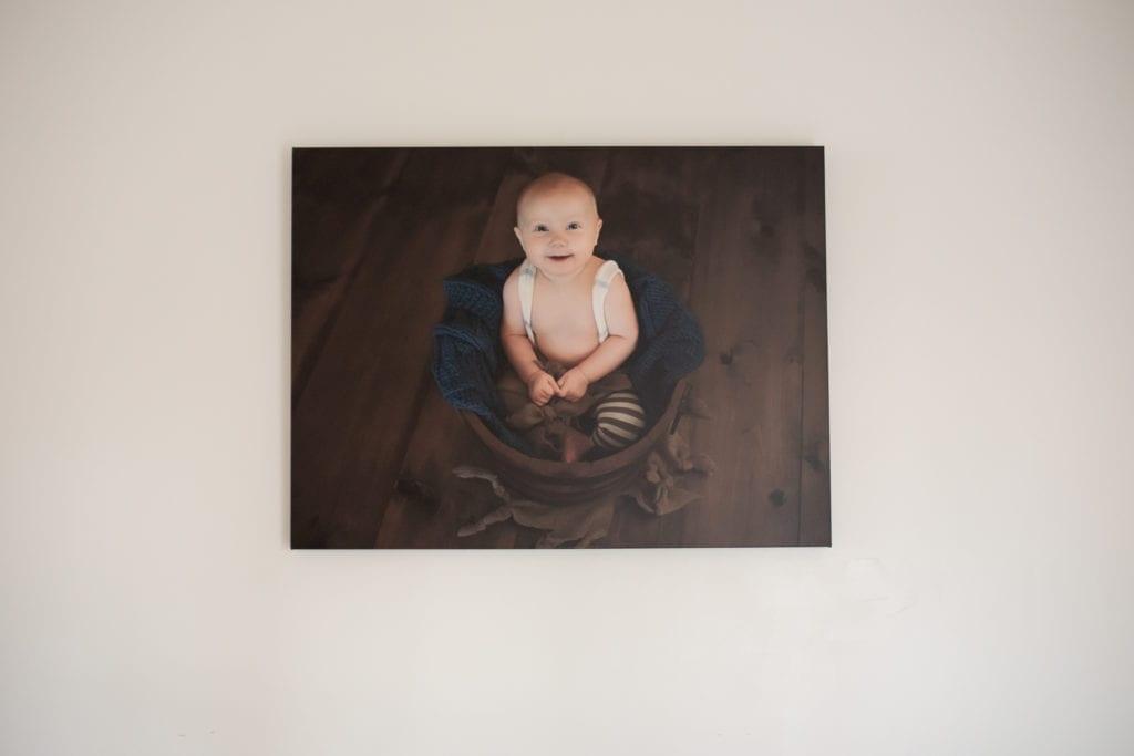 Custom Made Gallery Wrap & Canvas Prints