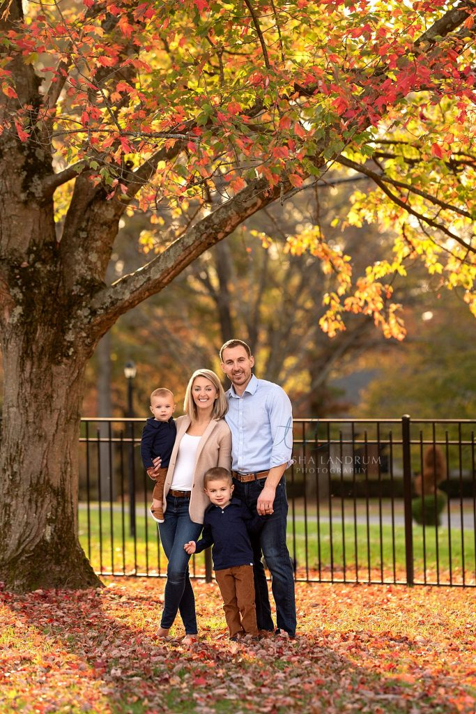 Harrisburg PA Photographer Photographing Families At Home