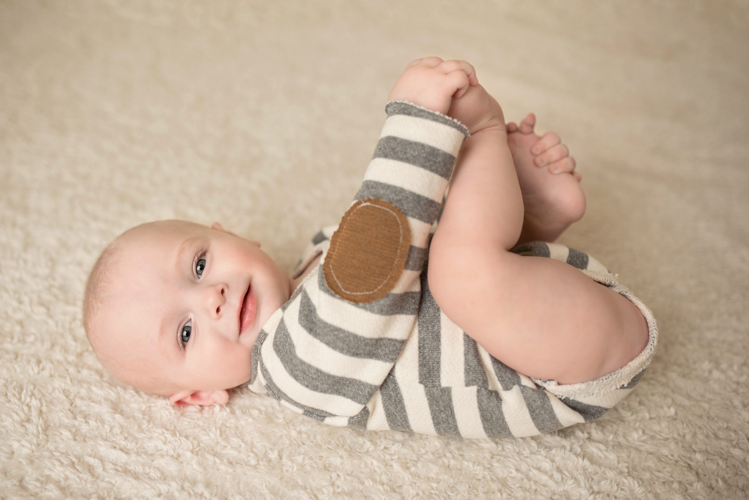 Baby Photography in the Harrisburg, pa area 5 Month Old