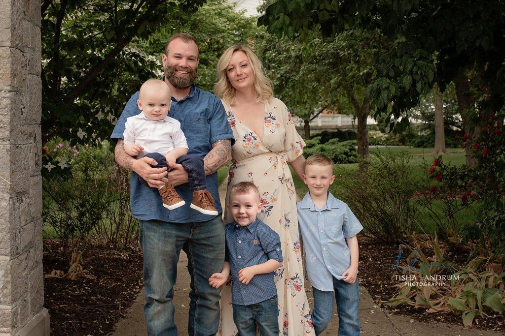 Family & Child Photographer