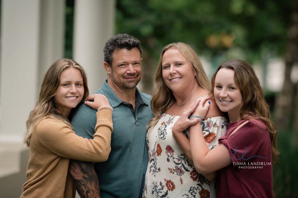 Family Photography In The Summer